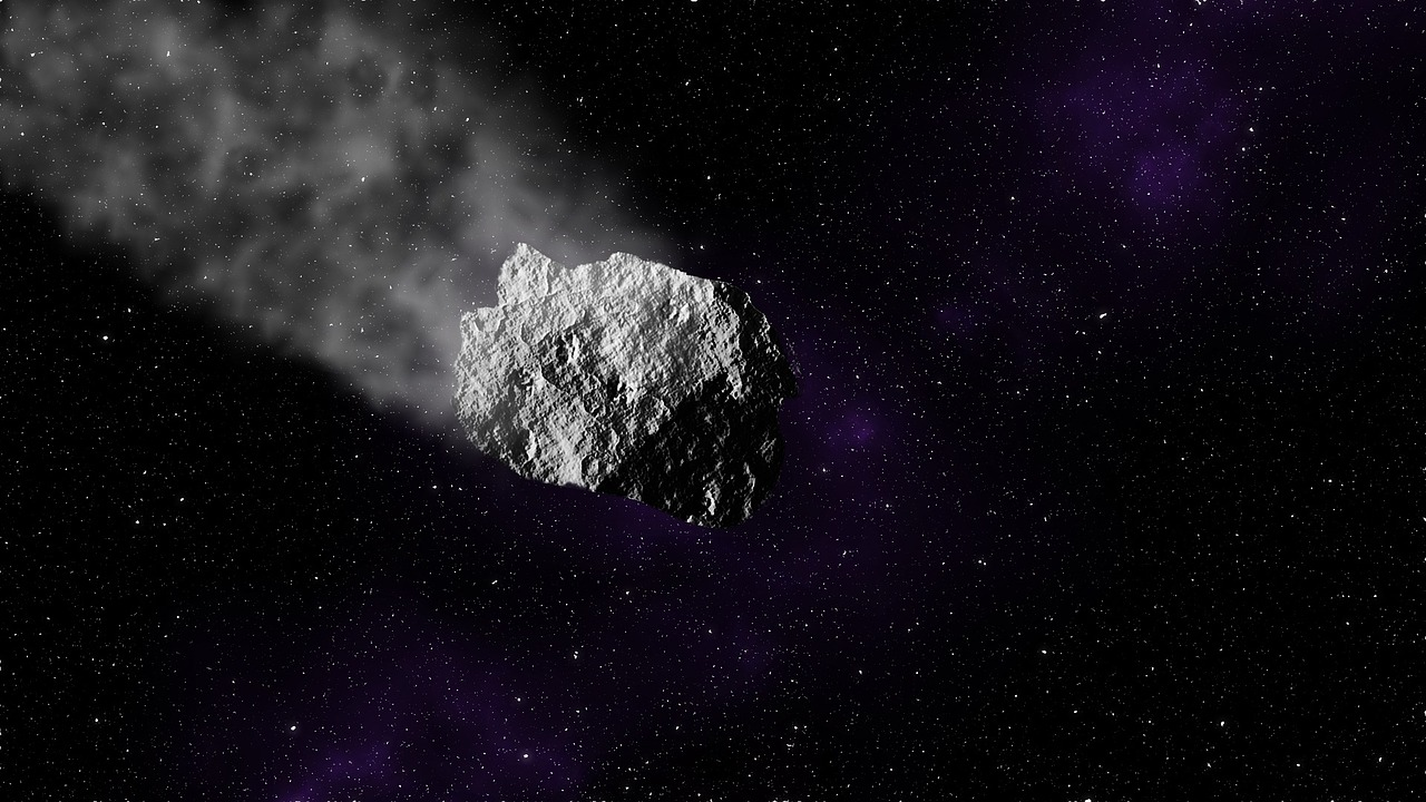 Asteroid to shave past Earth inside Moon orbit...