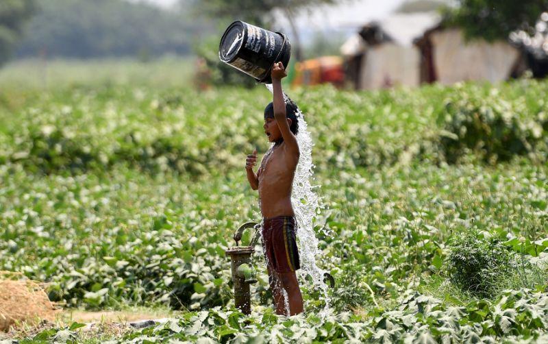 India heat wave surpasses 122 degrees fahrenheit