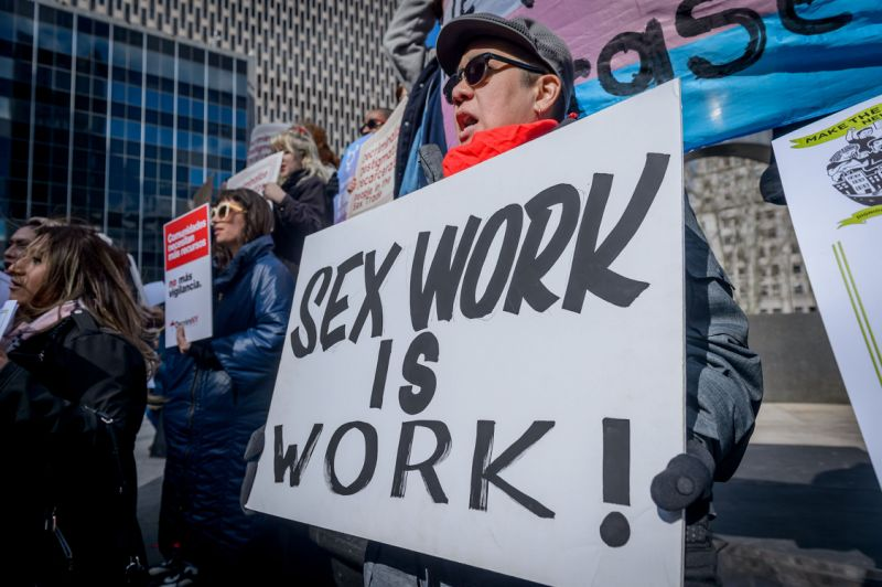 New York Lawmakers Introduce First Statewide Bill To Decriminalize Sex Work