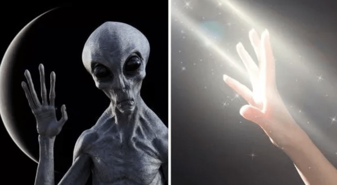 SHOCK CLAIM: Belief in ET will soon replace faith in God