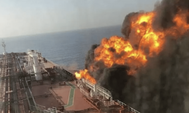 FALSE FLAG: Iran accuses the US of lying about the 'suspicious' attack on American-linked oil tanker