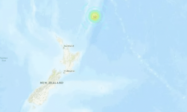 Powerful 7.4 earthquake strikes north of New Zealand