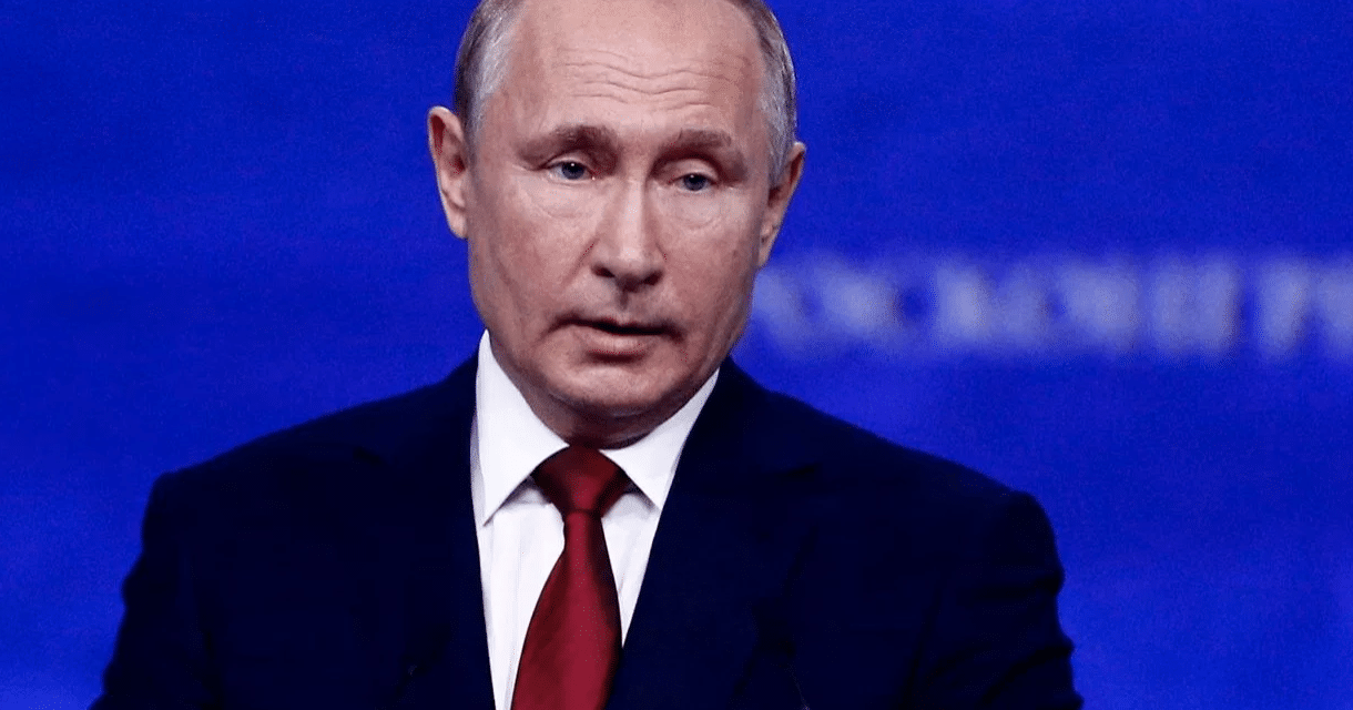 WAR DRUMS: Putin warns the US that war with Iran would be 'catastrophic'