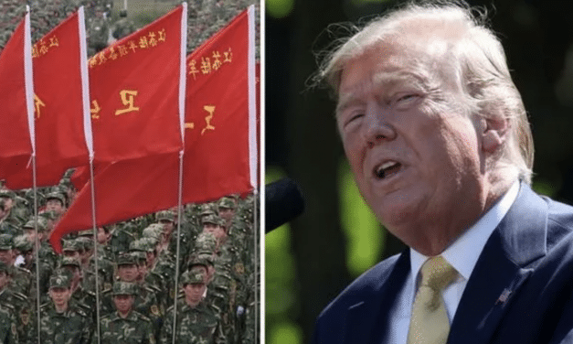 RUMORS OF WAR: Political experts warns that China and US are heading for war