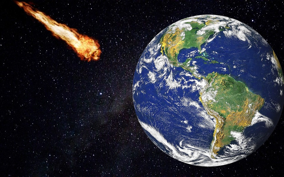 Football field-sized asteroid could strike Earth this year