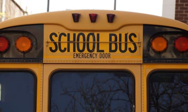 Oklahoma City School District Invites Students to Walk Alongside School Bus in Pride Parade
