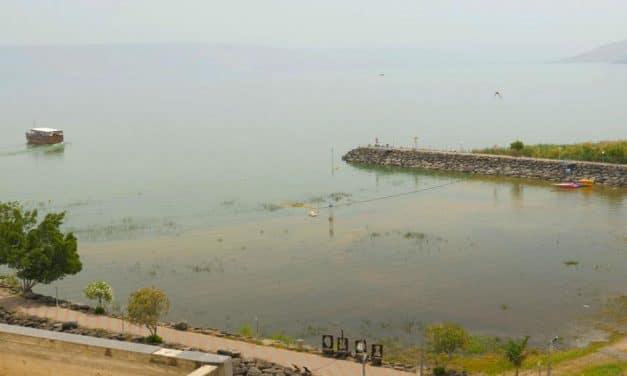 Israelis Welcome 'Miracle' Rains as Sea of Galilee Rises