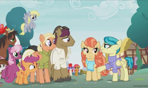 Lesbian Ponies for Kids: 'My Little Pony' TV Show Joins in Gay Activism for Pride Month