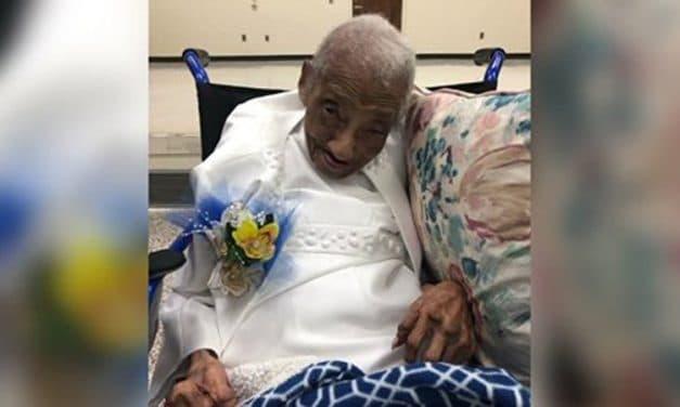 106-year-old credits longevity to faith in God…