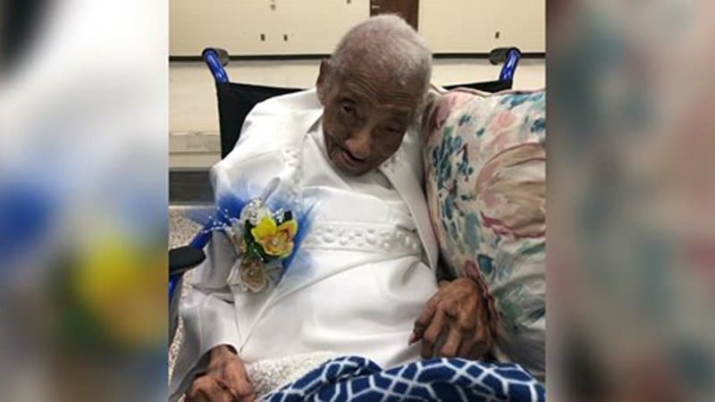 106-year-old credits longevity to faith in God…