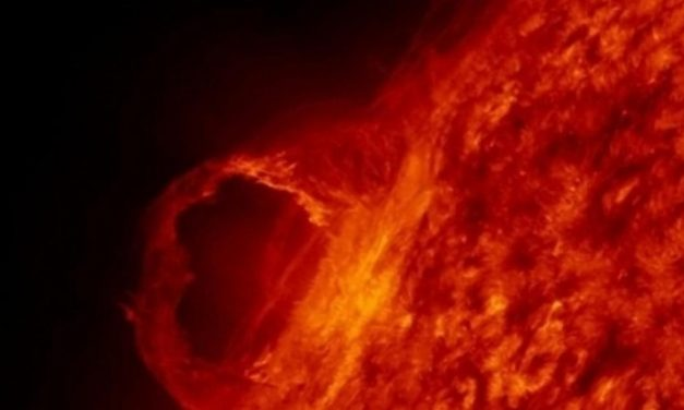 Theorist warns Earth risks being 'plunged into darkness' in major super flare event