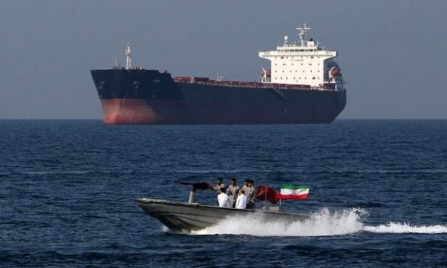 DEVELOPING: Iran seizes foreign oil tanker with 12 crew