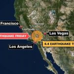 California governor says earthquakes are a 'WAKEUP CALL'