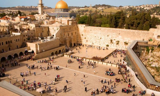 61 Million Strong: Jerusalem Prayer Team Facebook Page Becomes One of the Largest in the World