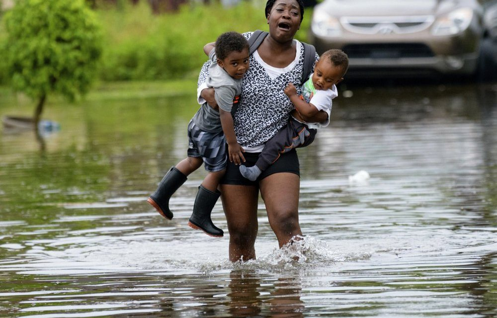 DEVELOPING: Possible hurricane could put levees in danger in Louisiana