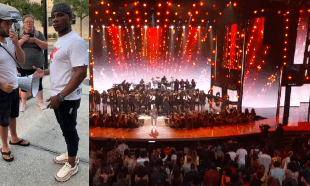 Street preacher rebukes Kirk Franklin for failing to represent Christ at BET Awards