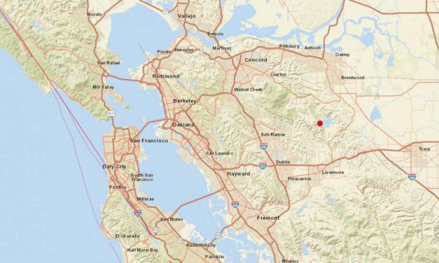 Magnitude 4.3 earthquake strikes California, widely felt around San Francisco Bay Area