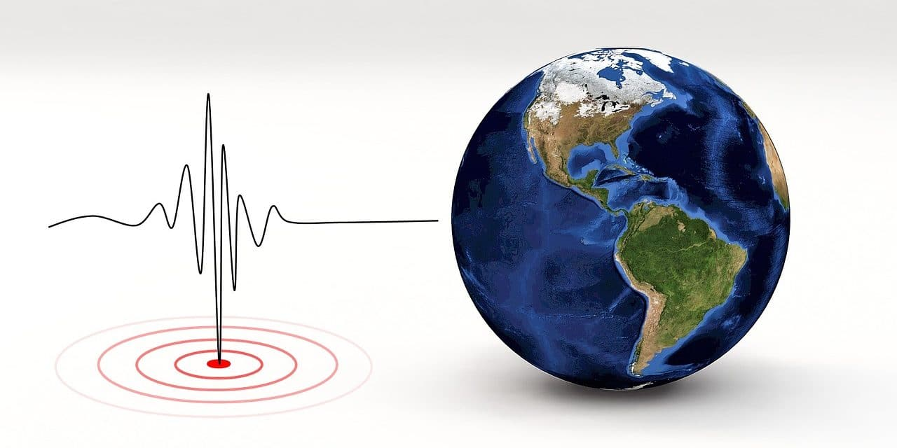 BIRTH PANGS: The Number Of Global Earthquakes Is 3 Times Above Normal