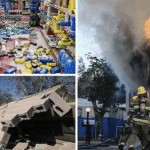 California earthquake in pictures: The shocking damage revealed as quakes continue to rattle Southern California