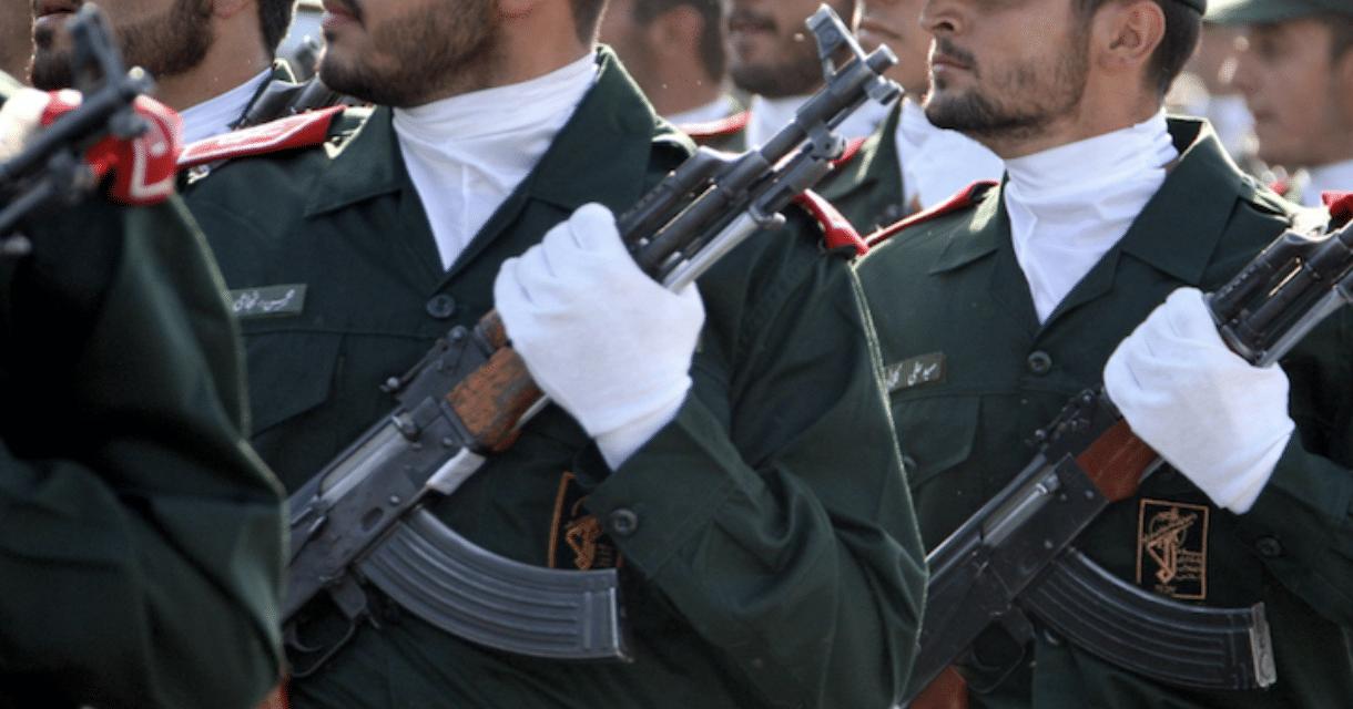 RUMORS OF WAR: Iran warns US it will turn Gulf into 'sea of blood'