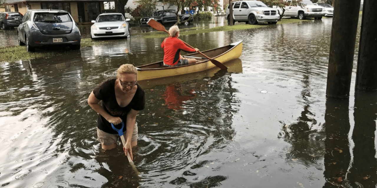 DEVELOPING: Gulf Coast Prepares for Tropical Storm Barry, Evacuations Ordered in Louisiana