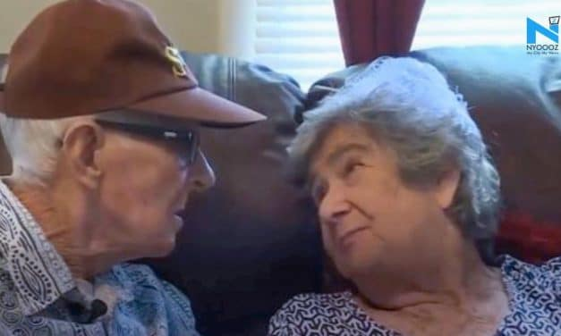 GA Couple Married for More Than 70 Years, Dies on the Same Day