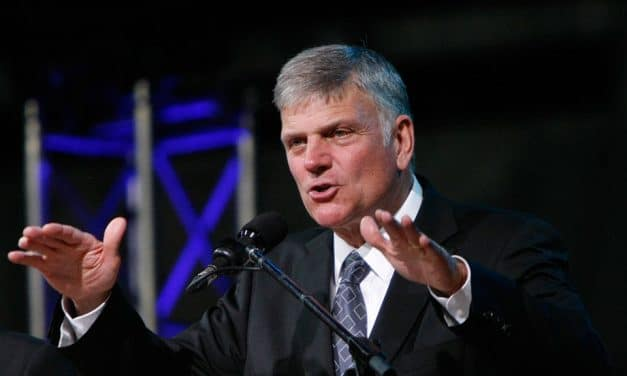 Franklin Graham warns of serious 'nightmare' for U.S.