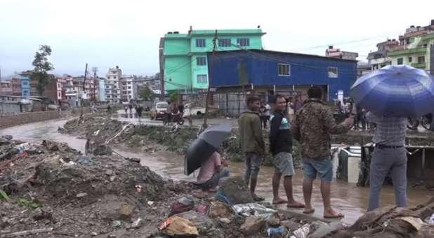 Over 150 Dead as Monsoons Ravage Nepal, India, Pakistan