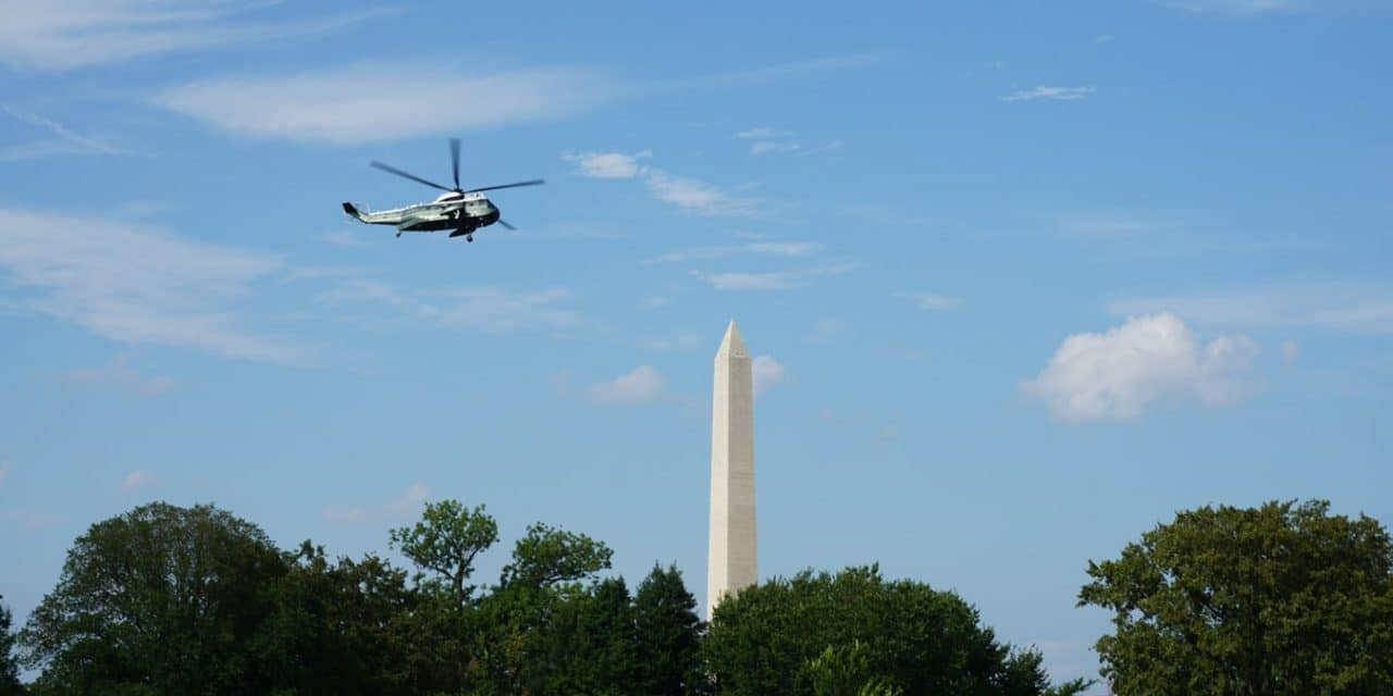 Army Lets Slip That It's Conducting Secret Operation Around D.C.