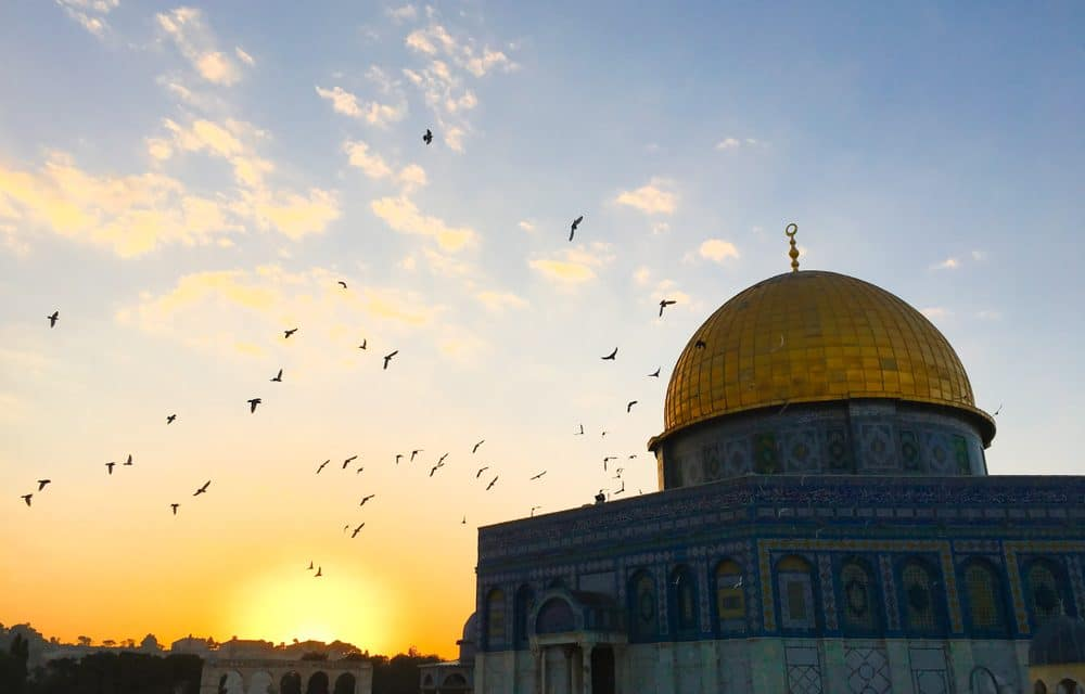 """PROPHECY WATCH: Top Rabbi in Israel says it's time to build the """"Third Temple"""""""