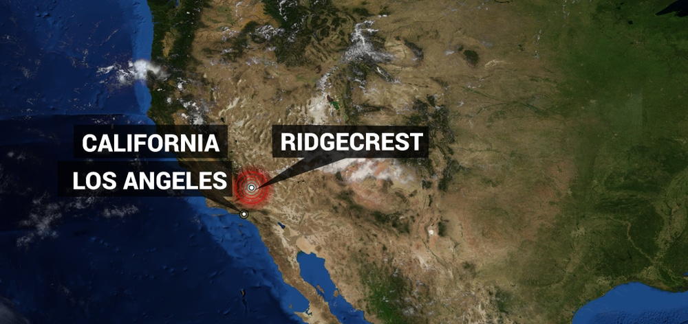 "More Than 80,000 Earthquakes Have Hit California Since July 4th, And The Aftershocks Are Headed ""Toward The Garlock Fault"""
