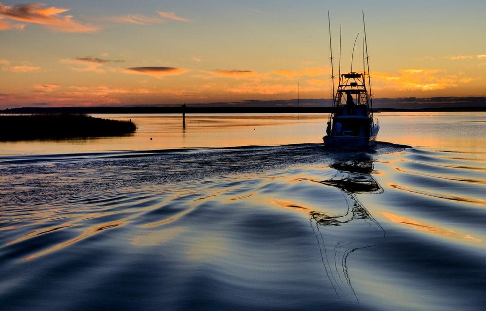 Man dies from flesh-eating bacteria he contracted on fishing boat