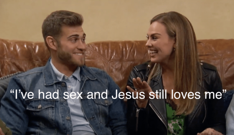 'The Bachelorette' and the widespread practice of premarital sex among Christians