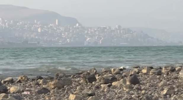 Do These Earthquakes in Sea of Galilee Signal Jesus' Second Coming?