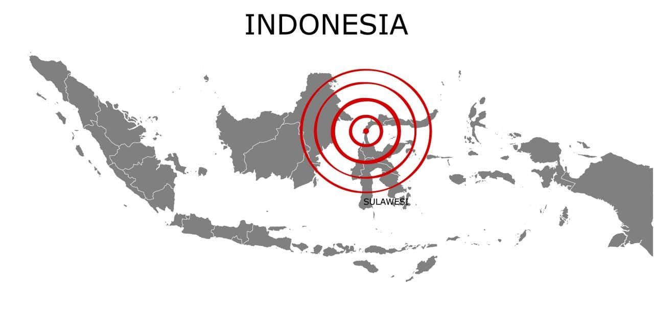 Tsunami warning after magnitude 6.8 earthquake strikes off island of Java in Indonesia