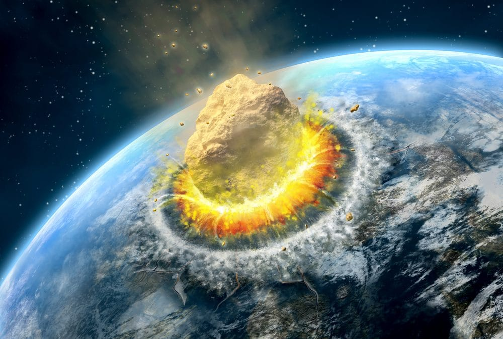 America's largest asteroid impact left a trail of destruction across the eastern US