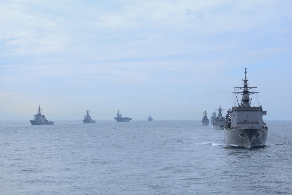 """RUMORS OF WAR: Fears of """"Total War"""" as Indian warships prepare for Pakistan-based terror attack"""
