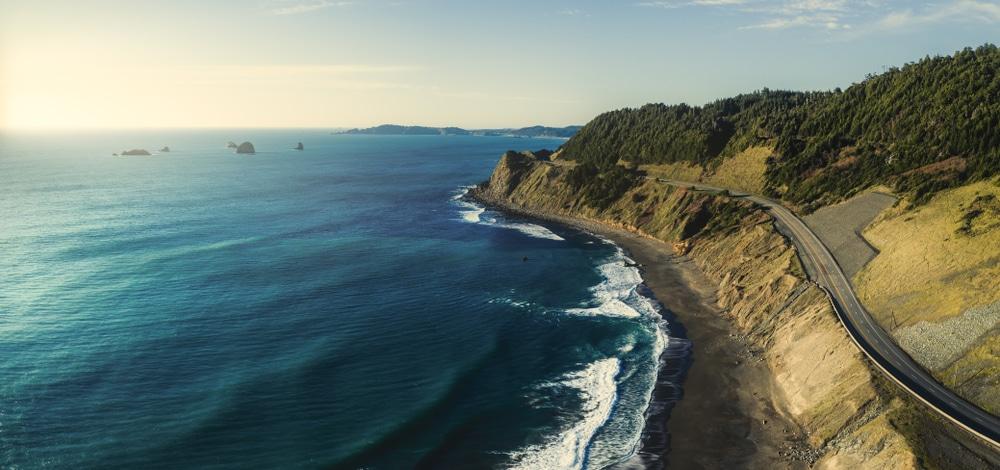 5.4 magnitude earthquake strikes off Oregon coast