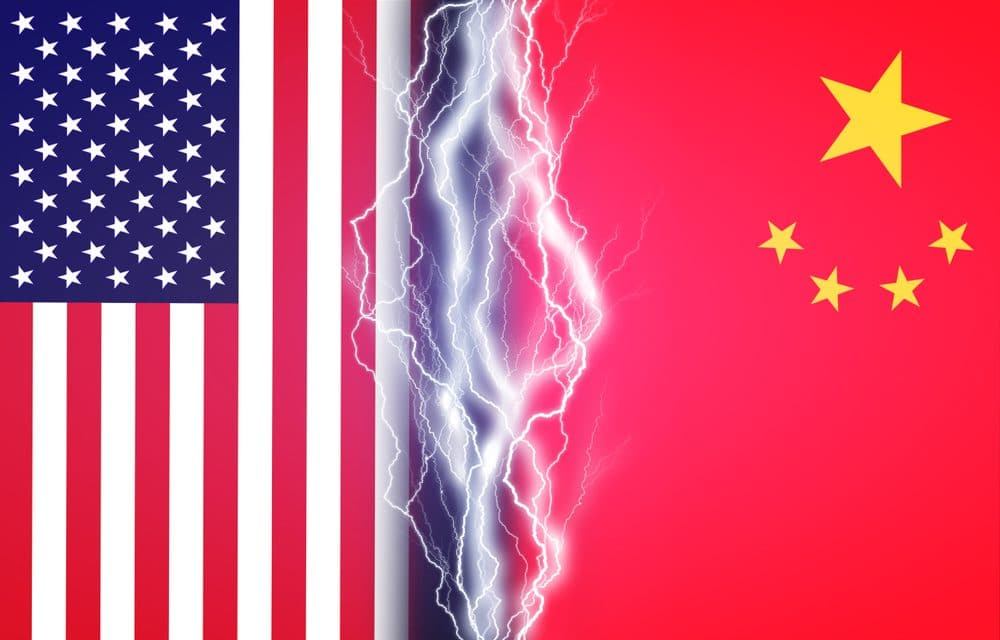 China Is Extremely Angry, And They Now Consider The United States To Be Enemy #1