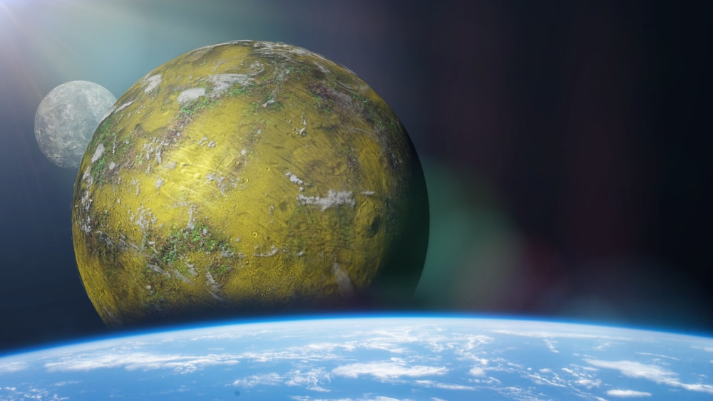 Nearby 'Super-Earth' may be habitable