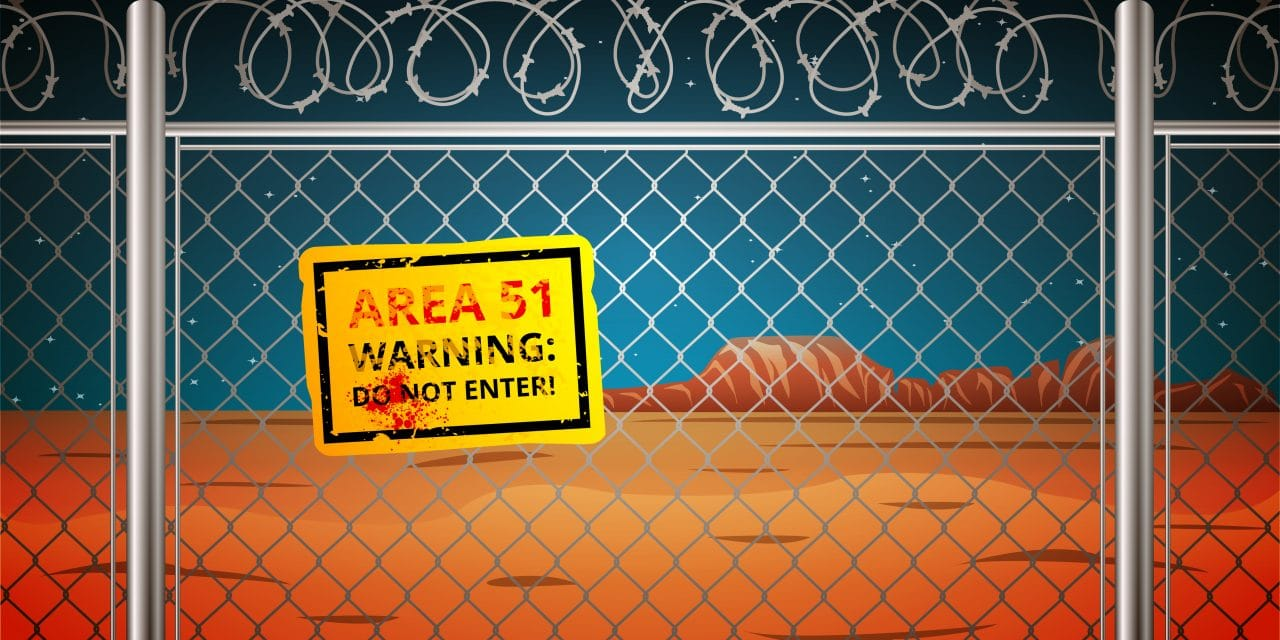 He got 2 million people to say they'd storm Area 51. Now he's planning an alien festival.