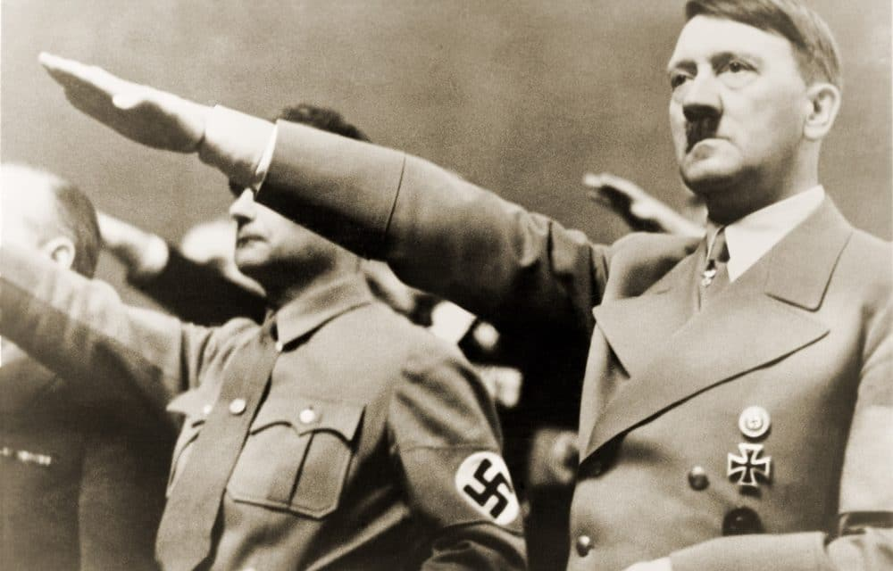 Outrage after California high-school students sang Nazi song and gave Hitler salute