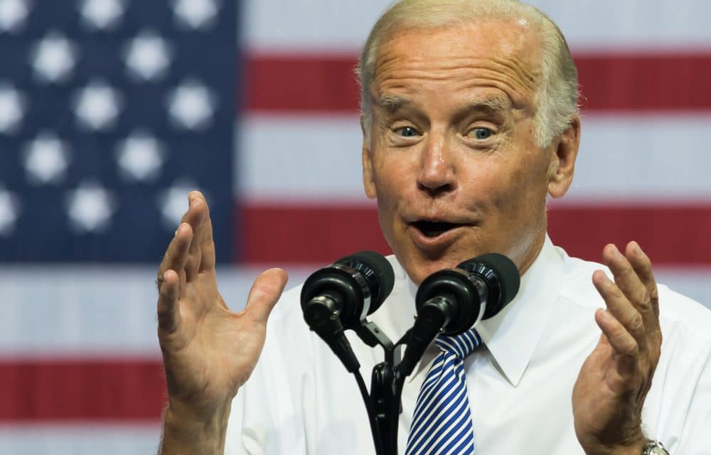 Joe Biden claims there are 'at least 3' genders during Iowa campaign stop