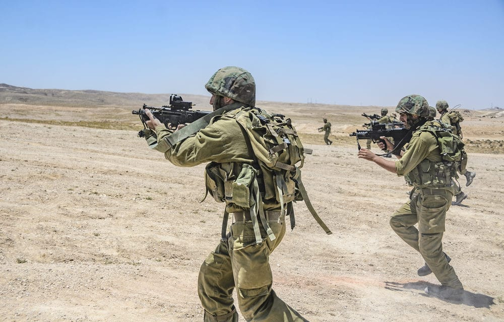 RUMORS OF WAR: Israel Sends Troops to Northern Border to Prepare for Imminent Hezbollah Attack
