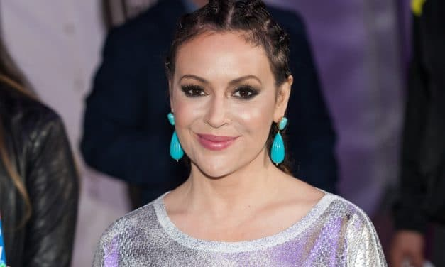 Alyssa Milano Claims Her Life Would Be 'Lacking All Its Great Joys' if She Didn't Have Two Abortions