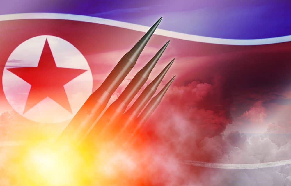 Another Day, Another Missile launched by North Korea