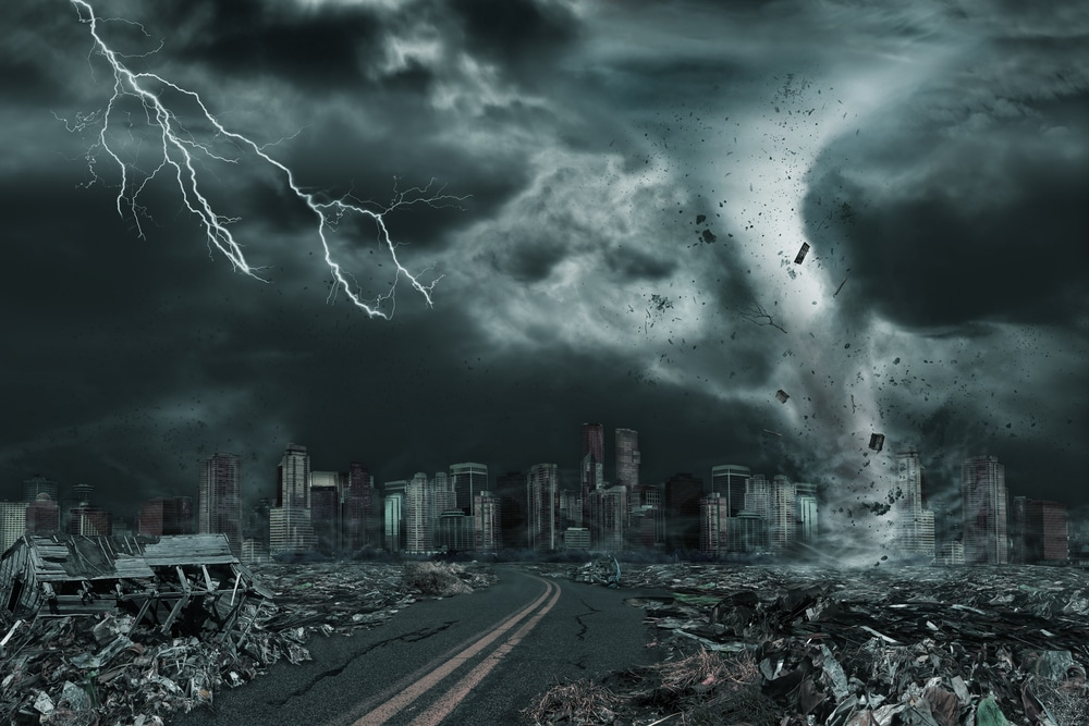 Prophetic Visions: 'Out of the Destruction Will Come Revival'