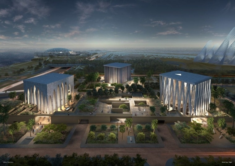 PROPHECY WATCH: Church, Mosque and Synagogue to share new complex in UAE
