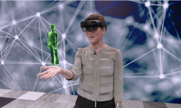 New Video of Advanced Hologram Points to Antichrist's Future Technological System