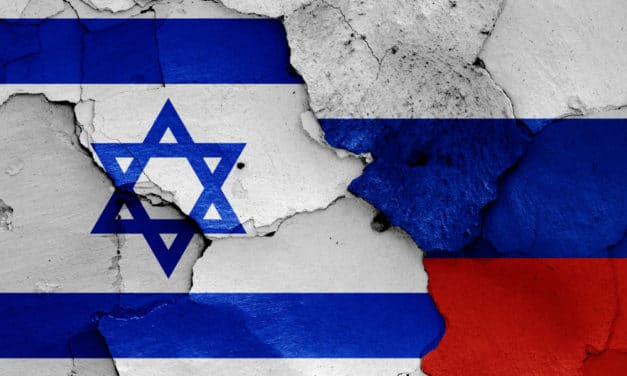 Russia Prevents Israeli Airstrike In Syria